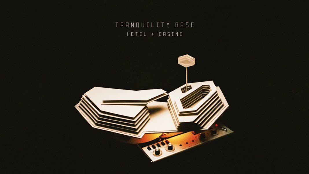 Arctic Monkeys - Tranquility Base Hotel & Casino.