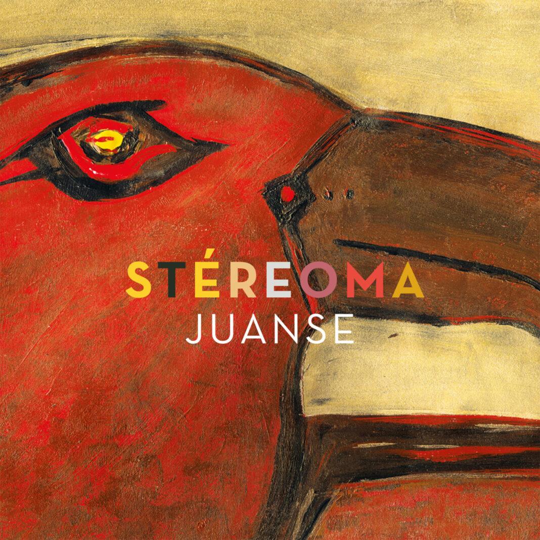 Juanse - Tapa de Stéreoma.