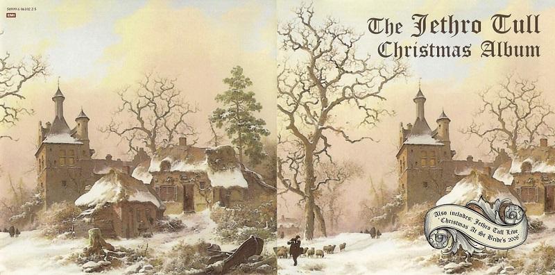 Jethro Tull - Tapa de The Christmas Album.