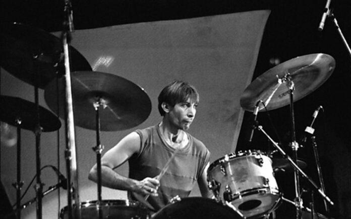 Stones - Charlie Watts joven.